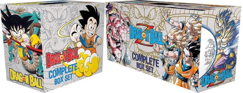 dragon ball manga collector edition 35th anniversary