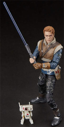 Cal kestis figurine collector black series star wars