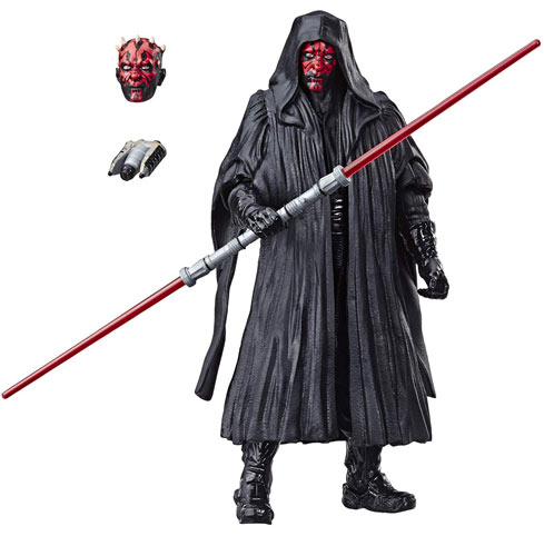 Star wars dark maul darth maul black series