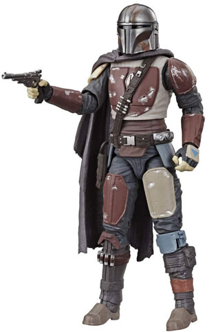 figurine mandalorian black series star wars 9