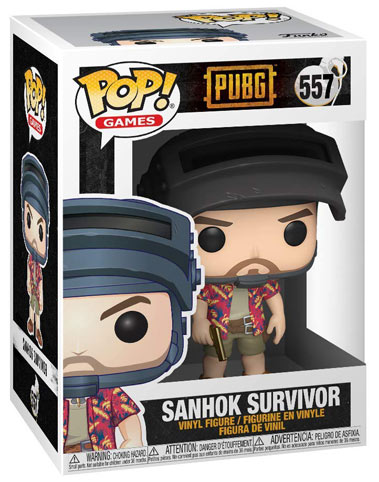 Funko pop Sanhok Survivor