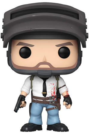 PlayerUnknown Battlegrounds Figurine funko pop