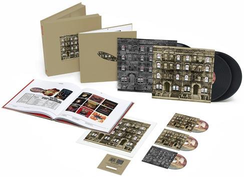 Led Zeppelin En 233 Dition Deluxe Remasteris 233 Cd Et Vinyles