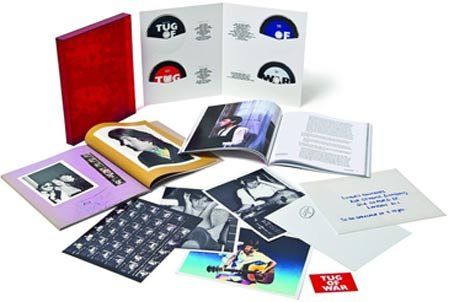 Paul Mc Cartney Tug Of War Et Pipes Of Peace 233 Dition