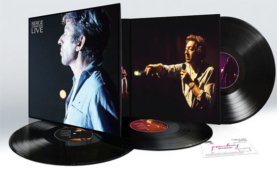 Serge Gainsbourg Coffret Collector Int 233 Grale 20 Cd Live
